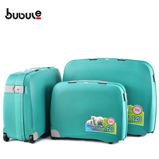 BUBULE PP Travel Luggage with Large Space Easy-to-Take Suitcase