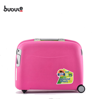 BUBULE PP Travel Trolley Luggage Sets OEM Wheeled Carry on Suitcases
