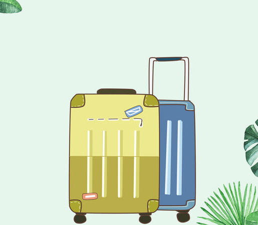 How to choose a practical trolley case