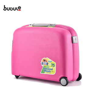 BUBULE 23'' PP Travel Trolley Luggage Sets OEM Wheeled Carry on Suitcases