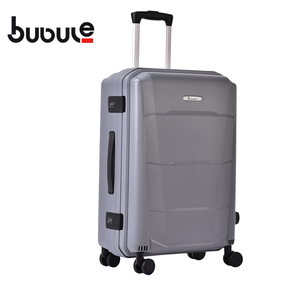 BUBULE 26'' OEM PP Luggage Spinner Travel Bag Customize Suitcase
