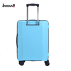 BUBULE 3PCS PP Spinner Travel Luggage Sets OEM Zipper Trolley Bag Suitcases