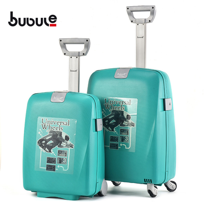 BUBULE 18'' 21'' Trolley Suitcase with Universal Wheels Packing Luggage for Travel