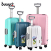 BUBULE Hot Sale OEM Trolley Luggage Sets Universal Travel Suitcase