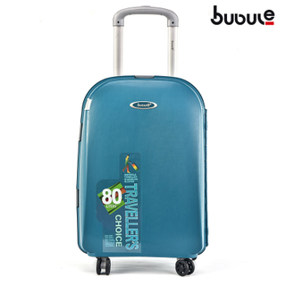 BUBULE 21'' Hot Sale Designer Luggage Sets 4Pcs Wheeled Travel Trolley Suitcases
