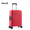 BUBULE 24'' PP Wheeled Trolley Luggage Customized Suitcase Bag Travel