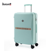 BUBULE China Suppliers Travel Zipper Luggage Sets Big Cheap Hard Case Bags