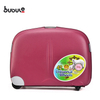 BUBULE 4pcs OEM PP Spinner Trolley Luggage Set Wheeled Suitcase